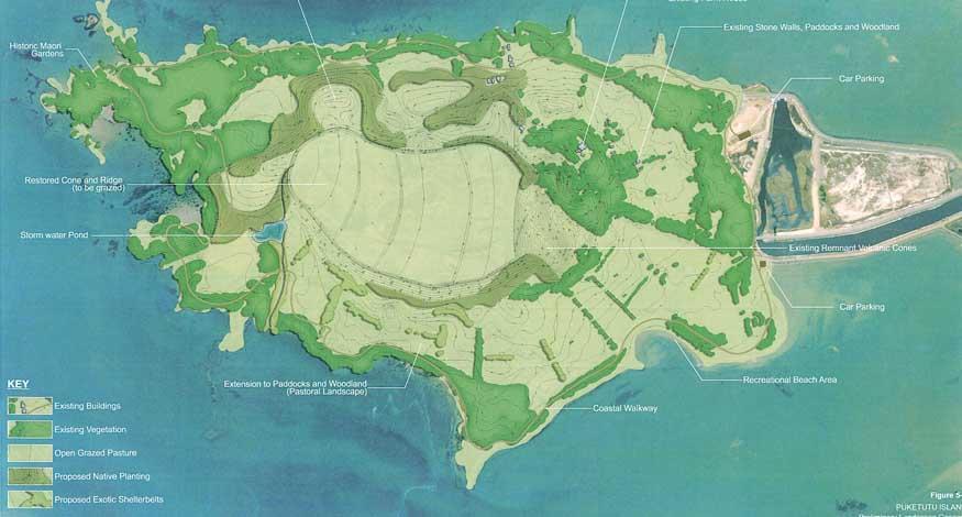 Puketutu Island Rehabilitation